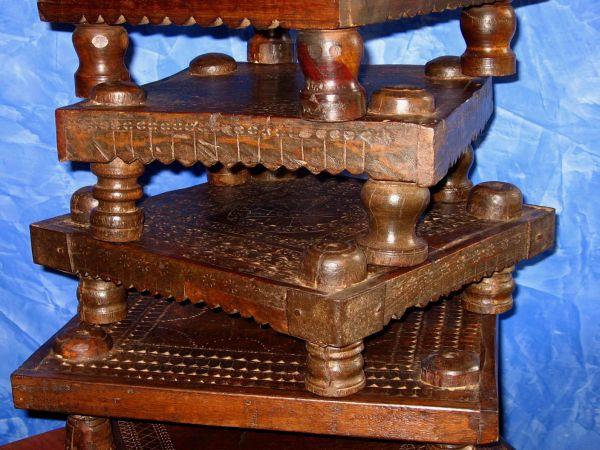 Tische for Indische wohnaccessoires